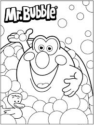 coloring pages pretty bubble coloring pages bath 3d