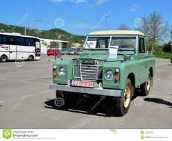land rover series 3 4 door land rover series iii pickup editorial stock photo image 70842938