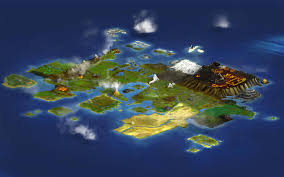 Rs07 World Map by Puzzle Box Solver Runescape Treasure Trails
