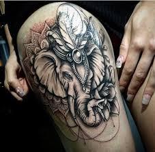 50 chinese elephant tattoos
