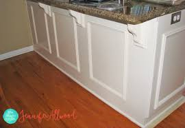 how to cabinets how to add dimension to flat cabinet doors a cabinet