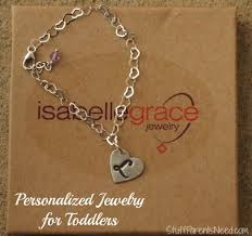 Personalized Kids Jewelry Personalized Kids Jewelry From Isabelle Grace