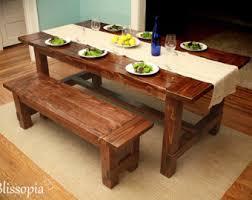 Expandable Farm Table Farmhouse Table Etsy