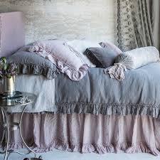 Grey Linen Bedding The 10 Best Linen Bedding Decoholic