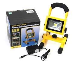 battery powered work lights mighty mite battery powered led work light ct10led 38 99