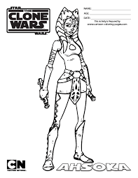 Coloring Pages Of Star Wars Wars Clone Coloring Pages