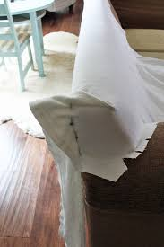 How To Make A Sofa Cover by How To Make A Sectional Slipcover Confessions Of A Serial Do It