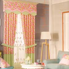 Curtain Cartoon by Fancy Cartoon Pattern Cute Kids Room Curtains 2016 New Arrival