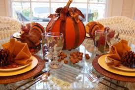 thanksgiving table decorations to make decorations easy