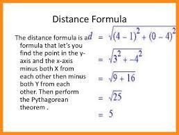 8 distance formula word problems lvn resume