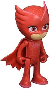 amazon pj masks deluxe talking owlette figure toys u0026 games