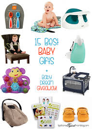 15 best gifts for baby giveaway