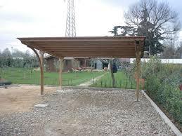 tettoia legno auto tettoie in legno per auto toscana car cover pistoia