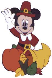 mickey mouse thanksgiving clipart clipartxtras