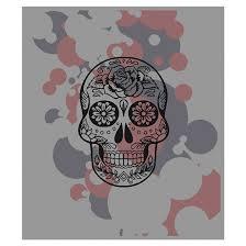 Skull Area Rug Skull
