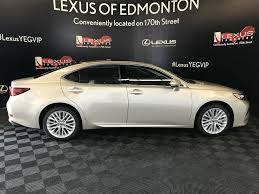 lexus es canada new 2017 lexus es 350 4 door car in edmonton ab l12977