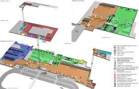maps arrival u0026 parking passengers u0026 visitors salzburg