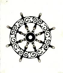 Nautical Tattoos by Ships Wheel Tattoo Google Search Nautical Pinterest Wheel