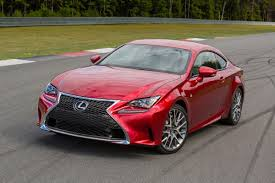 lexus rc 300 white lexus rc goes turbo offers 3 engines more models