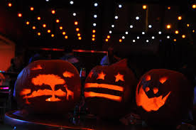 halloween carving out two weekends to party the washington post