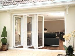 Patio Doors Folding Bi Fold Glass Doors Jvids Info
