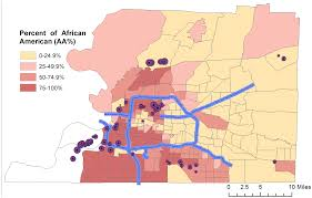 Map Of Memphis Tennessee by Ijerph Free Full Text Relationship Of Racial Composition And
