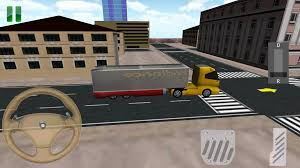 truck parking 3d android apps on google play