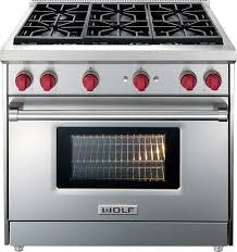 Wolf Gas Cooktop 30 Kitchen Great Wolf 36 Pro Style Gas Rangetop Stainless Steel