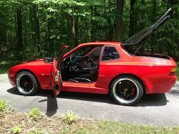 custom porsche 944 fs 1985 5 porsche 944 5500 sold u2022 mye28 com