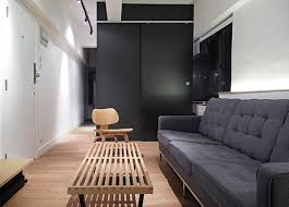 Interior Design For Small Apartment In Hong Kong Invader Apartment In Hong Kong By Onebynine