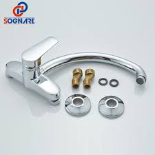 aliexpress com buy sognare kitchen faucet wall mount single