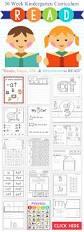 Homeschool Kindergarten Worksheets This New Kindergarten Reading Curriculum Looks Amazing R E A D