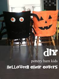 diy pottery barn inspired halloween chair covers u2013 mary martha mama