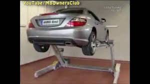 mercedes benz u2014 manually release electric parking brake youtube
