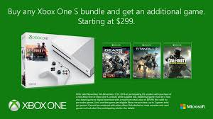 neogaf amazon black friday buy a xbox one s and get a free game 11 4 11 12 neogaf