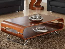 Walnut Wood Coffee Table Contour Coffee Table In Walnut Furniture Sofas Dining Beds
