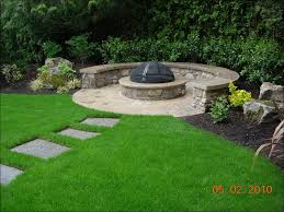 outdoor stone fire pit ideas building a backyard fire pit