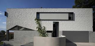 concrete block houses durbach block jaggers office archdaily