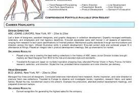Sample Fashion Resume by Fashion Model Short Resume Samples Reentrycorps