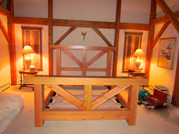 Douglas Fir Kitchen Cabinets Custom Douglas Fir Timber Bed Frame By The Woodsmith Llc