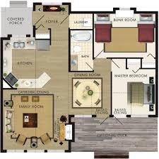 floor plans for cottages beaver homes and cottages plans home design 196 000003 aspen