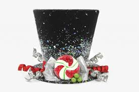tree topper top hat table il fullxfull