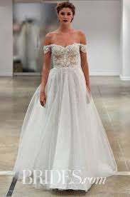 new the shoulder wedding dresses brides