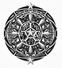 45 best filipino sun tribal tattoo designs images on pinterest
