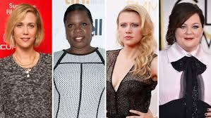 Seeking Cast 2016 New All Ghostbusters Cast Chosen Reporter