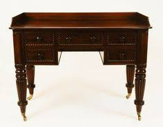 Campaign Desk Antique Antique Campaign Desk In Teak And Amboyna Antique Desks