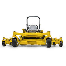 super 104 hustler zero turn wide area riding mower