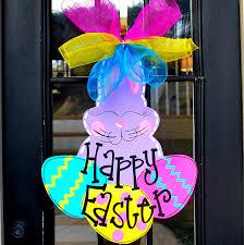Easter Door Decorations Diy by Diy Easter Door Decorations Some Nice Looking Easter Door