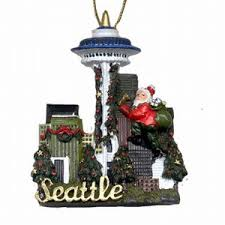 company seattle souvenir ornament