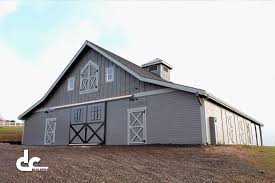 sherwood horse and cow barn dc builders